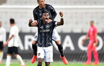 Botafogo vence Corinthians em São Paulo e é campeão brasileiro Sub-20