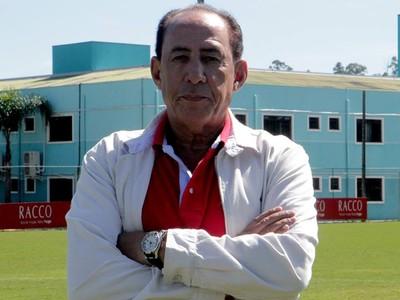 Técnico Nedo Xavier do Paraná Clube (Foto: Fernando Freire)