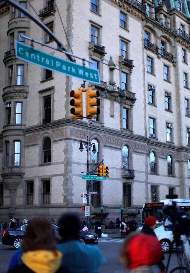 Edifício Dakota foi lar de John Lennon e Yoko Ono em Nova York (Foto: Getty Images)