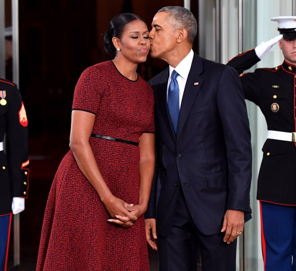 Michelle e Barack Obama (Foto: Getty Images)