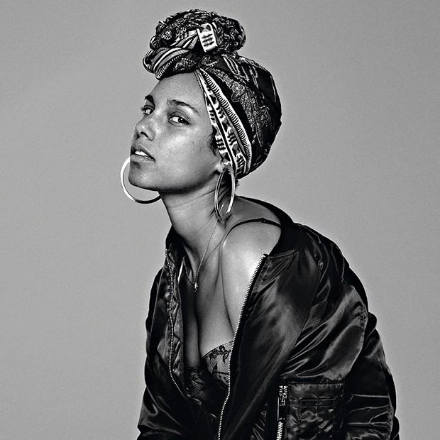 Alicia Keys (Foto: Divulgação)