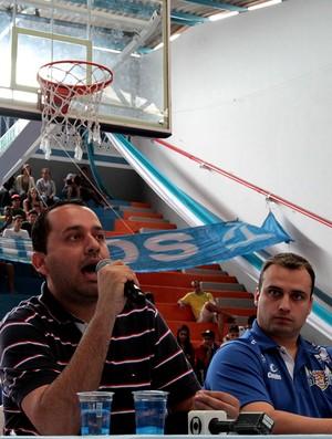 Leonardo Gomes criticou a  tentativa de manobra (Foto: Mauricio Porão/ Divulgação)