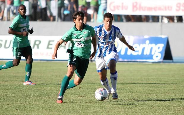 Roberson Avaí Metropolitano (Foto: Jamira Furlani / Avaí FC)