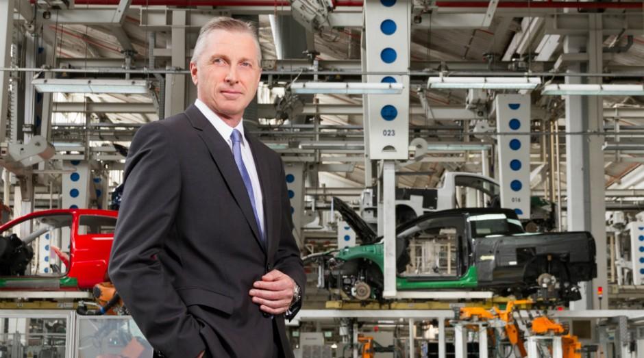 David Powels diz que funcionários em regime de layoff serão chamados de volta (Foto: Divulgação Volkswagen)