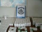 Polícia apreende mais de 260 frascos de remédio sem registro da Anvisa