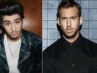 Zayn Malik e Calvin Harris brigam em rede social por causa de Taylor Swift