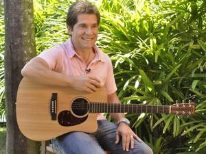 Cantor Daniel se apresenta neste sábado em Vinhedo (SP) (Foto: Lana Torres / G1 Campinas)