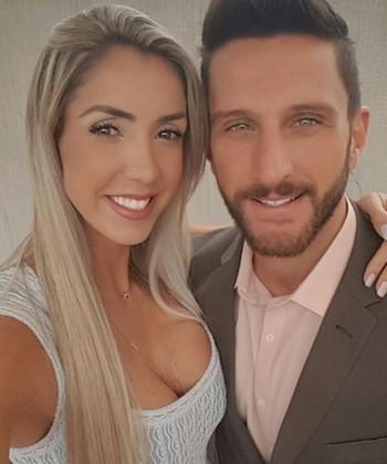 Thaisa vôlei casamento Guilherme Pallesi cartório (Foto: Reprodução/Instagram)