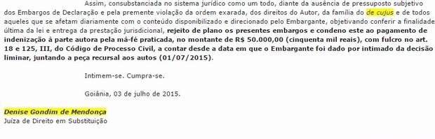 Justiça decide por multa ao Google (Foto: Reprodução)