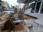 Obra na rua Tapajós deve seguir por mais 15 dias, diz Prefeitura de Manaus