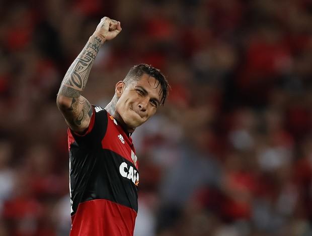 Guerrero Flamengo x Católica