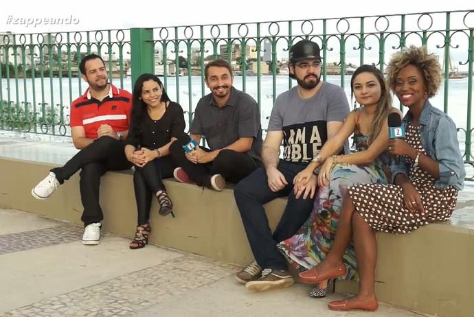Grupo de Manaus faz parte do 'Eu Escolhi Esperar' (Foto: Rede Amazônica)