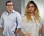 João Emanuel Carneiro e Amora Mautner | Estevam Avellar/TV Globo