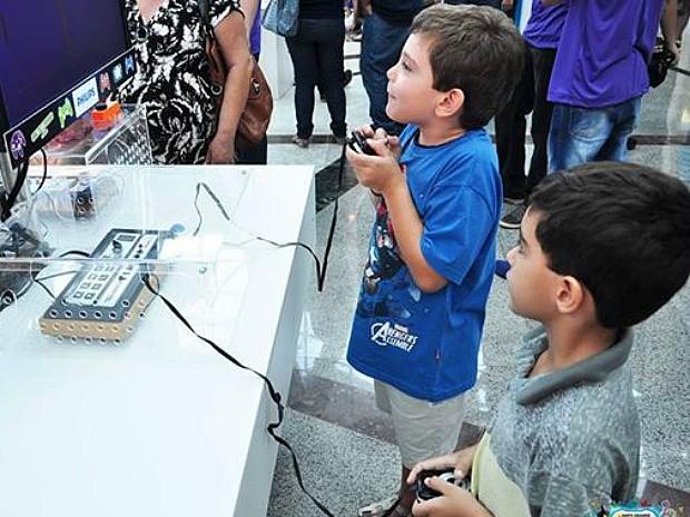 Crianças poderão jogar em consoles clássicos (Foto: Divulgação)