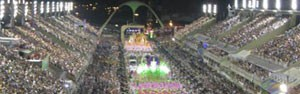 Venda de ingresso começa dia 20 no Rio (Carolina Lauriano / G1)
