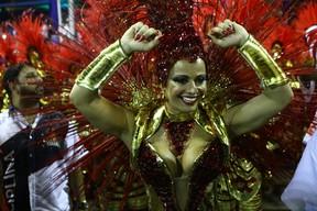 Viviane Araújo (Foto: Raphael Mesquita/ Foto Rio News)