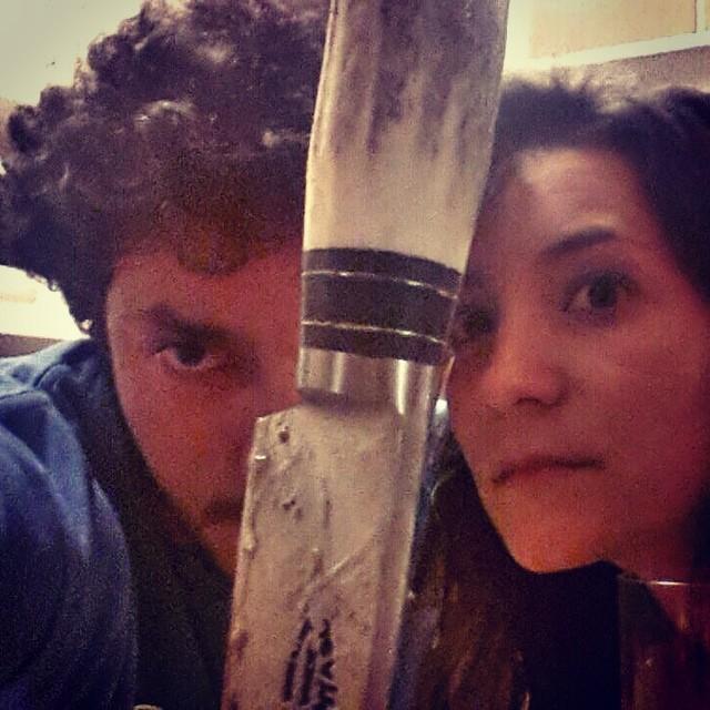 Allan Souza e amiga (Foto: Reprodução/Instagram)