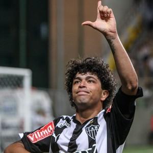 Luan, atacante do Atlético-MG (Foto: Bruno Cantini/CAM)