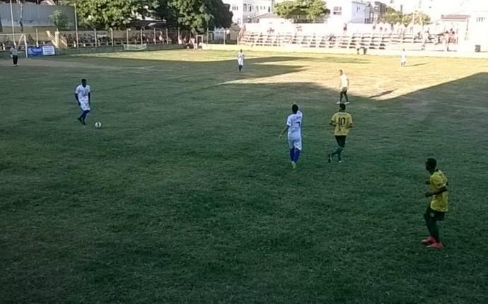 No Gil Bernardes, Tupy-ES vence Vilavelhense no clássico Canela Verde (Foto: Rede Nova/Divulgação)