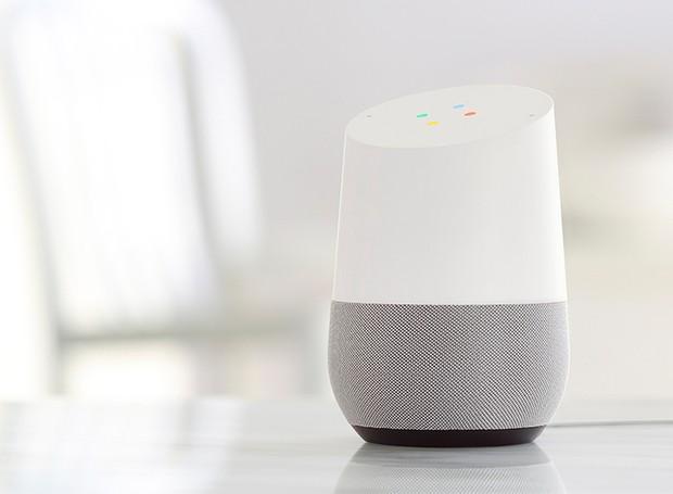 google-home-assistente-virtual (Foto: Reprodução/Google Home)