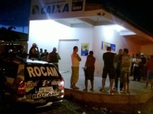 O policial aposentado recebeu três tiros (Foto: João Barbosa/arquivo pessoal)