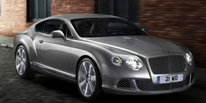 bentley continental gt (Foto: Divulga&#231;&#227;o)