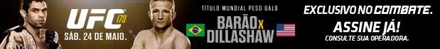 Banner Notícia UFC 173 (Foto: Editoria de arte)