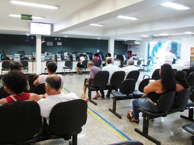 Recepção do ambulatório de Votuporanga (Foto: Divulgação/Santa Casa)
