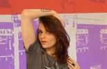 Acessórios de Monica Iozzi no 'Vídeo Show' misturam vários estilos