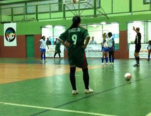 Taça Vanguarda de Futsal Feminino é realizada em São Sebastião (Foto: Divulgação)