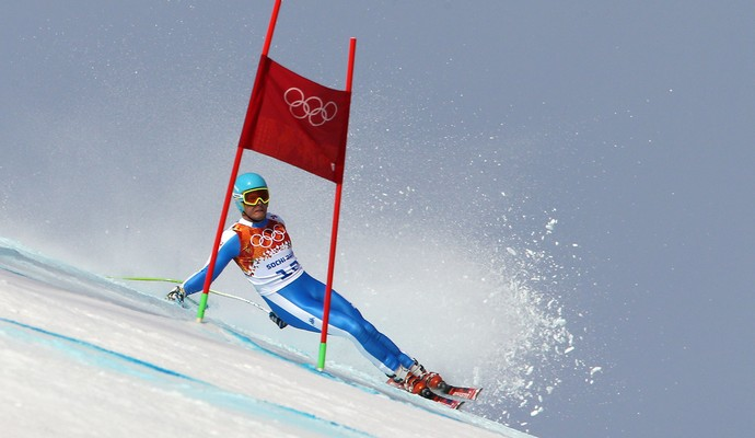 Christof Innerhofer Esqui Sochi (Foto: Getty Images)