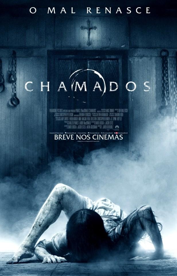 O cartaz de 'Chamados' (Foto: Divulgação)