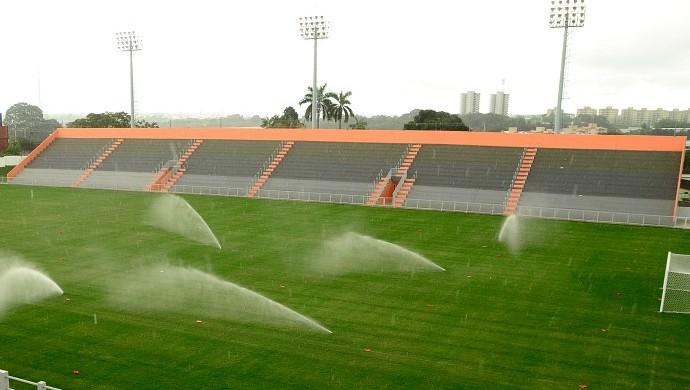 Estádio do Coroado - Manaus/AM (Foto: Mauro Neto/Semjel)