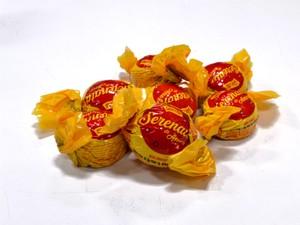 Serenata de Amor é fabricado pela Chocolates Garoto (Foto: Manoela Albuquerque / G1 ES)