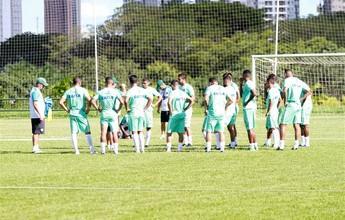 Goiás terá mudança na zaga e no  meio para enfrentar o Rio Verde