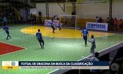 Futsal de Dracena enfrenta desafio na Liga Paulista