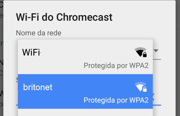 Descubra como alterar a rede WiFi do Chromecast  (Foto: Reprodução/Edivaldo Brito)