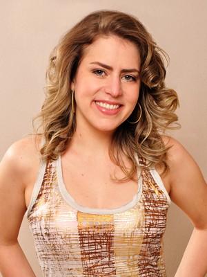 Luciana Andrade (Foto: Léo Pereira)