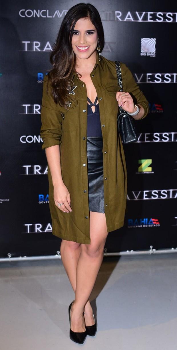 Camilla Camargo (Foto: Leo Franco/AgNews)