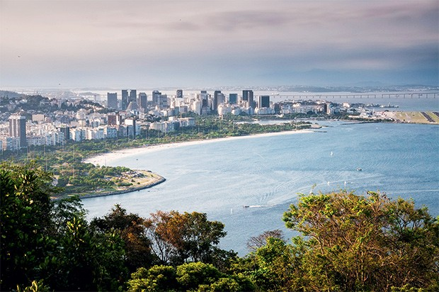 Baía de Guanabara l Brasil, Rio de Janeiro (Foto: André Dib/Pulsar)