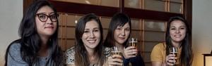 Amor à cerveja e origens orientais unem as japas cervejeiras (Divulgação Japas Cervejaria)