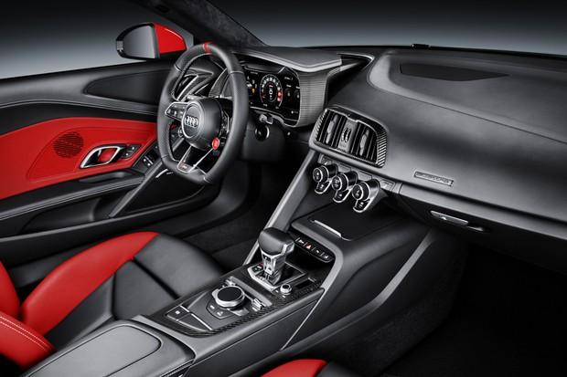 Audi R8 Coupé Audi Sport (Foto: Divulgação)