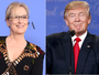 Donald Trump usa Twitter para rebater discurso de Meryl Streep