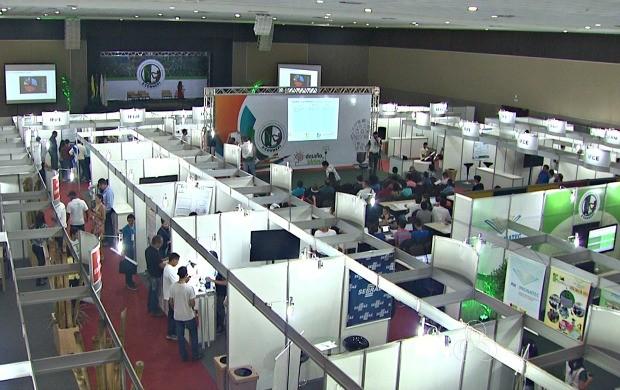 Mais de 3 mil pessoas de todo o Brasil se inscreveram para participar do 10º Connepi, em Rio Branco (Foto: Bom Dia Amazônia)