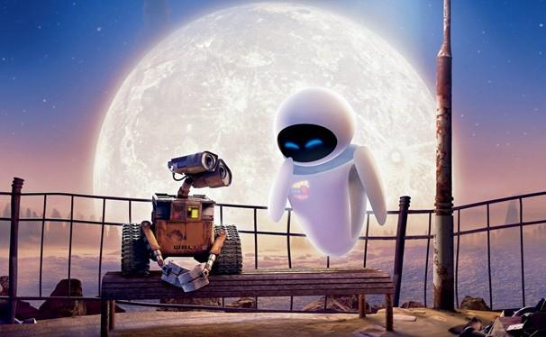 'WALL-E', animação de 2008 vencedora do Oscar, prende a atenção da criançada no feriado do dia 21 de abril (Foto: Divulgação)
