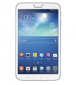Galaxy Tab 3 com tela de 8 polegadas tem sistema Android e usa chip Intel (Foto: Divulgação/Samsung)