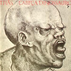Capa do álbum 'Cabeça dinossauro', de 1986 (Foto: Reprodução)