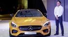 Mercedes lança AMG GT, de até 510 cv (Caio Kenji/G1)