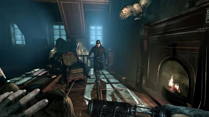 Animas em gaiolas podem rapidamente denunciar sua posição e estragar um plano perfeito (Foto: gameinformer.com)