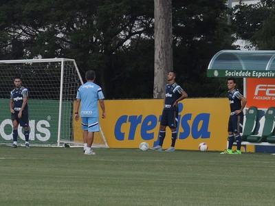 Rodrigo Vitor Hugo Gabriel Palmeiras (Foto: Felipe Zito)